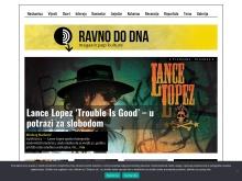Ravnododna.com - magazin pop kulture. Kad si na dnu, možeš samo prema gore