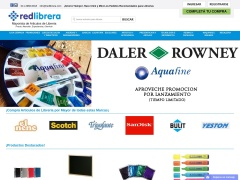 Venta online de Librería Comercial & Insumos de Oficinas en Red Librera (Mayorista)