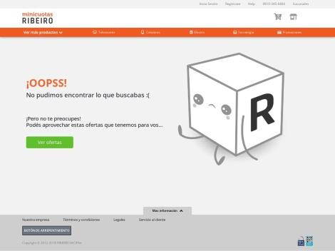 Tienda online de Objetos de Decoración en Ribeiro