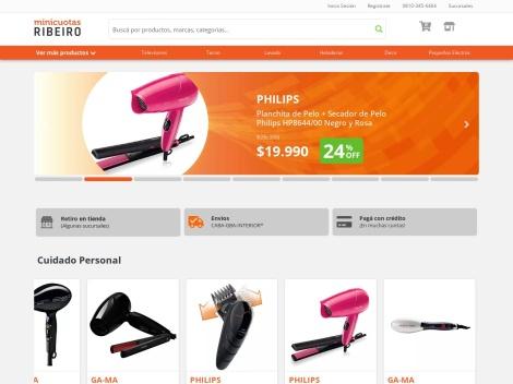 Tienda online de Minicuotas Ribeiro | Tienda Online