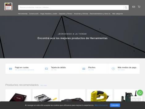 Tienda online de Rivafer Ferretería