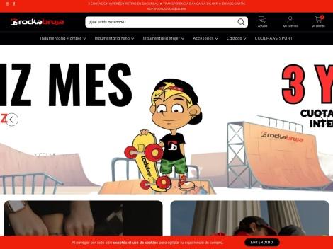 Tienda online de RockaBruja