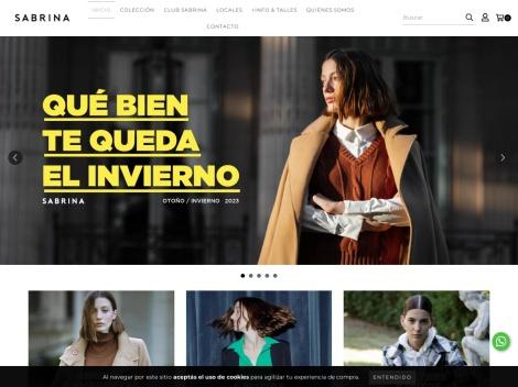 Tienda online de Tienda de Ropa Directa de Fabrica en Argentina: Sabrina