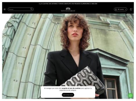 Tienda online de Zapatos Santesteban