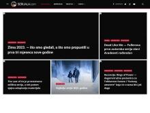 Serijala - Komentari i vijesti o aktualnim i manje aktualnim stranim tv serijama