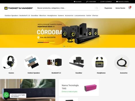 Tienda online de Thonet & Vander