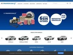 Venta online de Repuestos para Autos en Toyota Panamericana