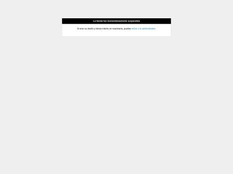 Tienda online de Soana (Mayorista)