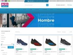 Venta online de Tiendas Deportivas en Solo Deportes