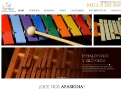 Venta online de Córdoba en Sol Venturi
