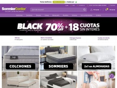Venta online de Colchones en Sommier Center