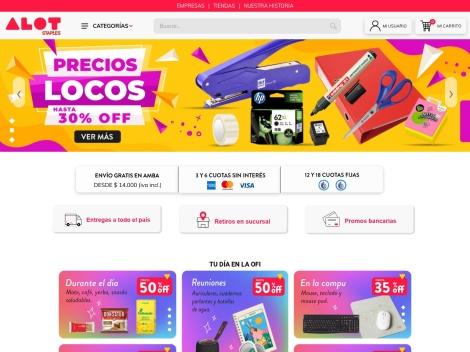 Tienda online de Staples Argentina
