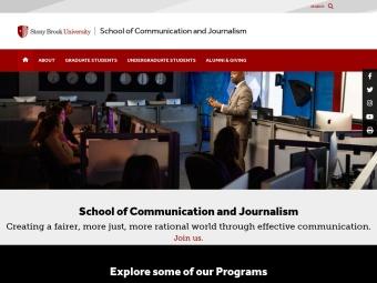 Stony Brook University School of Journalism