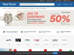Comercio Electrónico en Argentina en Sweet Dream Colchones