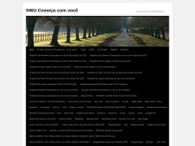Site do festival de rock SWU