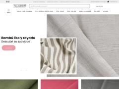 Venta online de Telas y Mercería en Telavendo
