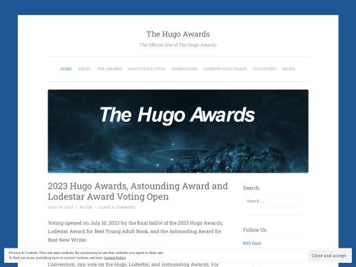The Hugo Awards