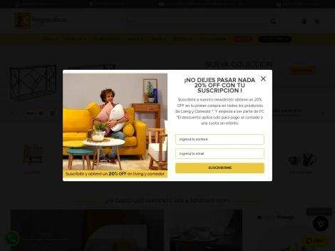 Tienda online de FC Hogar & Deco by Fontenla