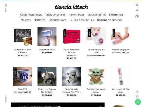 Tienda online de Tienda Kitsch