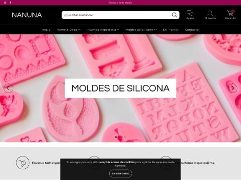 Tienda online de Tienda Nanuna