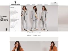 Venta online de Talles Grandes y Talles Especiales en Tiendas Belgrano