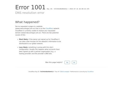 Tienda online de Trabuco Hogar