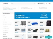 Trampoline Parts And Supply Coupon and Deals for May 2017