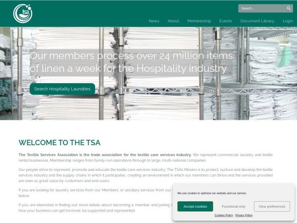 TSA – The Textile Services Association