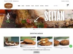 Venta online de ¿Donde Comprar Comida Vegana? en Vegetalia | Carnes Veggies