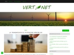 Vert et Net