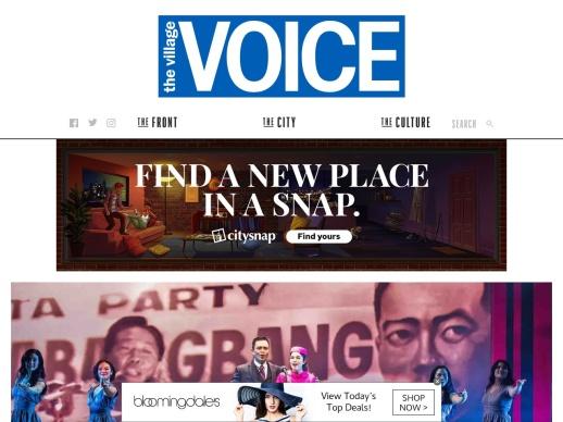 The Village Voice