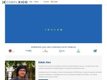 XicoOfficial | Social Entrepreneurhsip Advodate