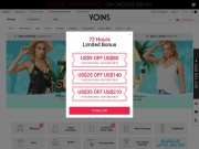 Yoins Coupon and Deals for May 2017