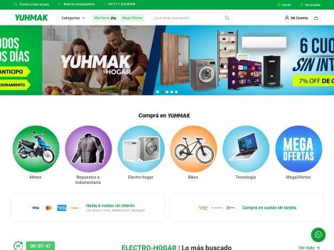 Tienda online de Tienda de Motos Yuhmak