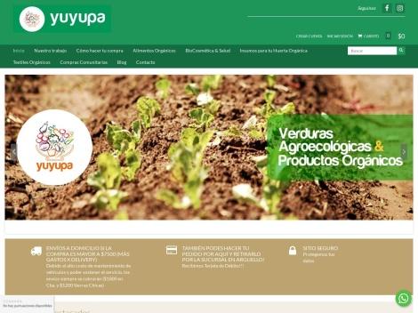 Tienda online de Yuyupa: Tienda Organica Online