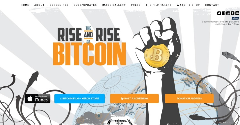 The Rise and Rise of Bitcoin 1