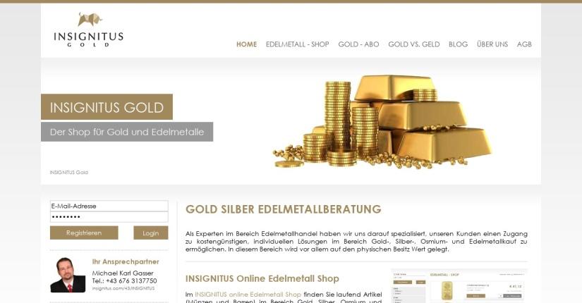 insignitus Gold 1