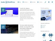 Ayuda WordPress en Español