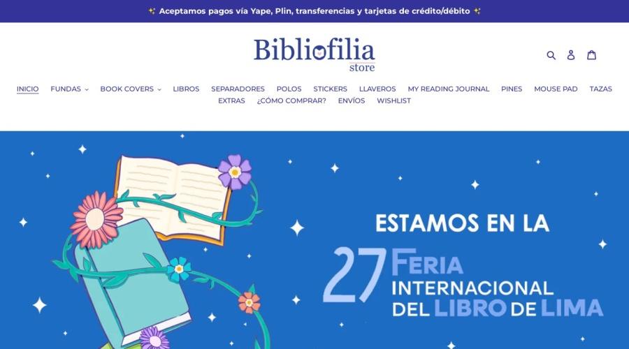 Bibliofilia Store