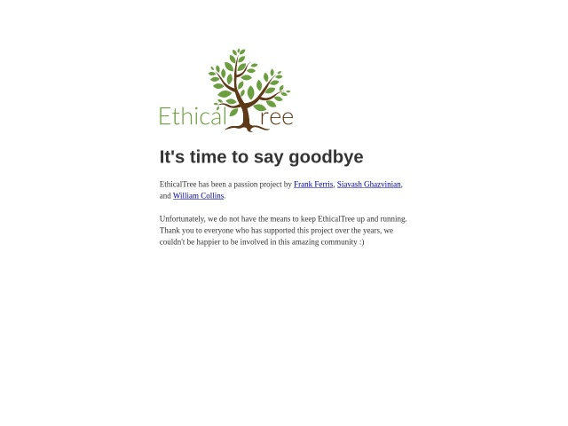 EthicalTree