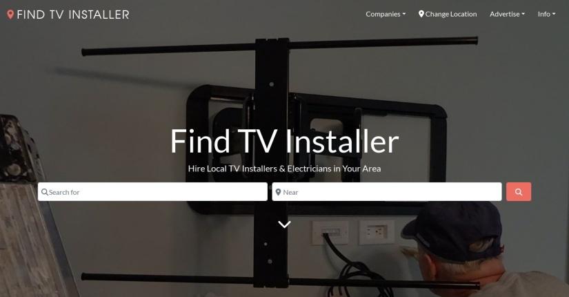 Find TV Installer