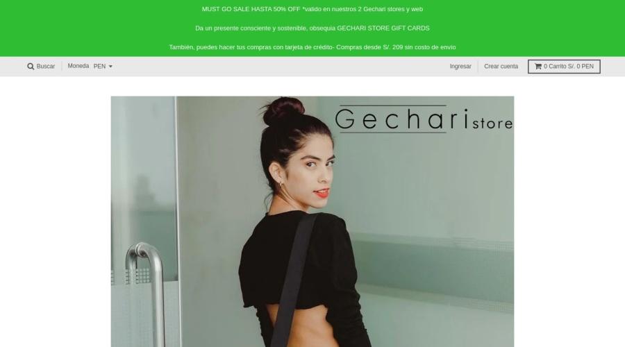 Gechari Store
