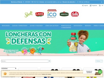 ICO Food Service