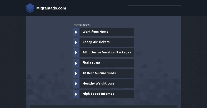 Migrant Ads