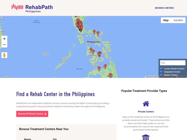 RehabPath Philippines