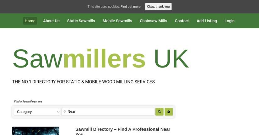 Sawmillers