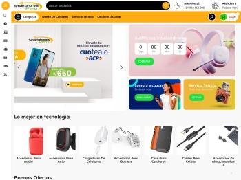Smartphones Perú
