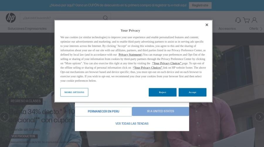 HP Perú
