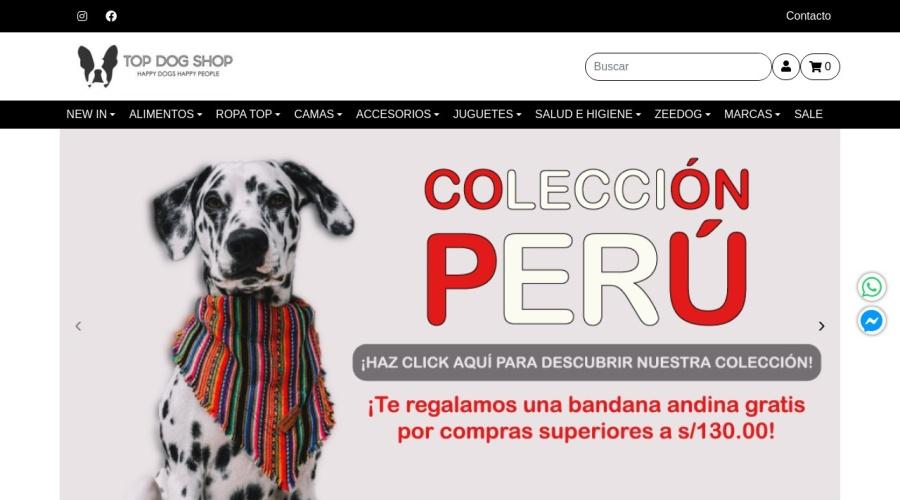 Top Dog Shop