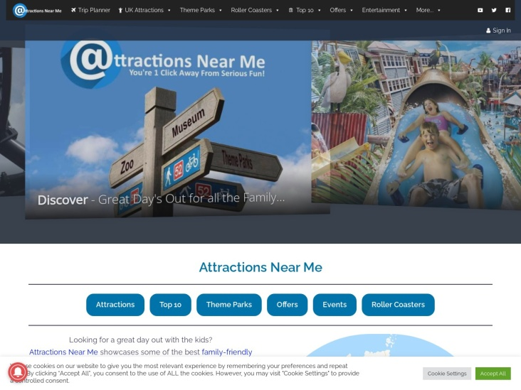 Attractions Near Me